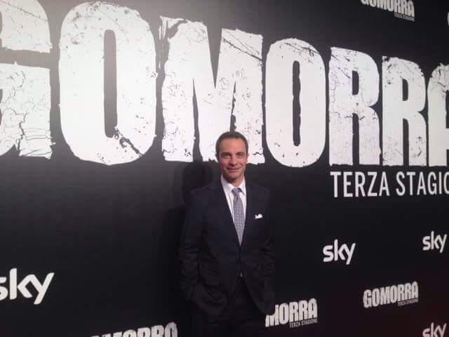 Gomorrah red carpet